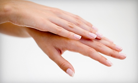 $22 for Two Deluxe Manicures at Five Star Spa & Nails ($44 Value)