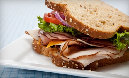 $6 for Sandwiches and Drinks for Two at Piccadilly Deli & Sandwich Shop