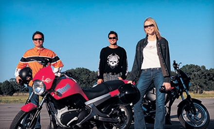 $150 for a Five-Day New Rider Motorcycle Course at Eagle's Nest Harley-Davidson ($300 Value)