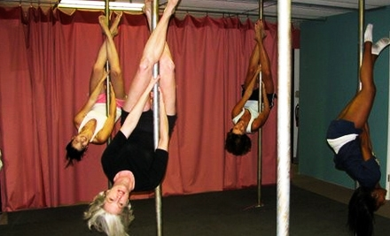 Introductory Pole-Fitness Class or Pole Party for Up to 10 People at Balera Fitness Studio