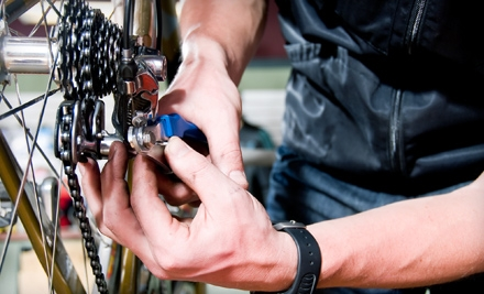 $25 for $50 Worth of Rentals and Merchandise or a Premium Bicycle Tune-Up at Santos Bike Shop