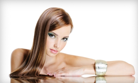 $99 for a Brazilian Blowout Zero Treatment with Lisa at Salon Belleza ($250 Value)