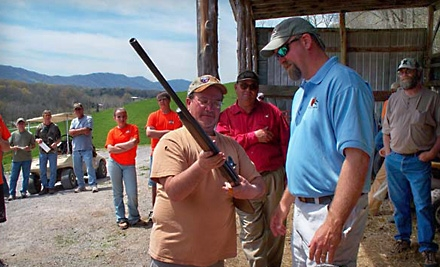 $25 for a Sporting Clay Outing for Two at Birds and Clays, Inc. in Washburn ($50 Value)