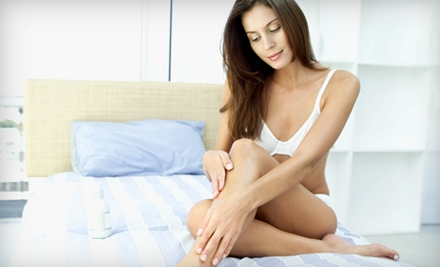 Three VelaShape Body-Sculpting Treatments or Three Ultrasonic Facials at American Laser Med Spa