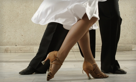 $30 for Four Private Lessons Plus the Option to Attend a Group Class and Party at Shall We Dance ($160 Value)