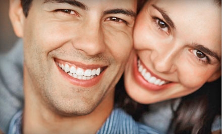 $99 for an In-Office Whitening from DaVinci Teeth Whitening Systems ($447 Value)