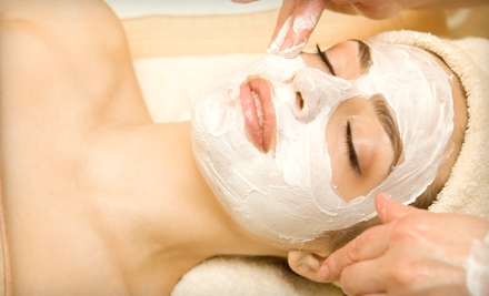 $50 for an Anti-Aging Facial and Eyebrow Wax at KM Skin & Body ($130 Value)