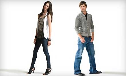 $85 for $155 Worth of Custom-Fit Jeans from Indi