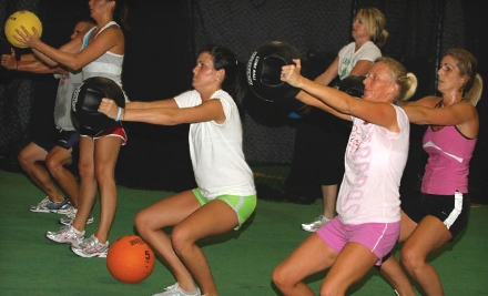 $35 for Five Fitness-Boot-Camp Sessions at Peak Physiques ($75 Value)