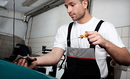 $17 for the Better Oil-Change Package at Ziegler Tire ($35 Value)