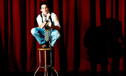 $10 for Comedy Night for Two at The Vent Comedy Club ($20 Value)