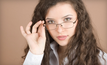 $25 for $150 Toward Complete Set of Prescription Eyewear at Visions of Longmeadow