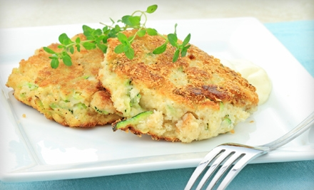$7 for $14 Worth of Crab Cakes and Seafood at Capt'n Chucky's Crab Cake Co.