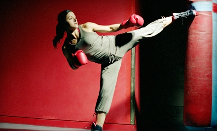 $32 for One Month of Cardio Kickboxing or Children's MMA Classes at Elite MMA and Fitness ($65 Value)