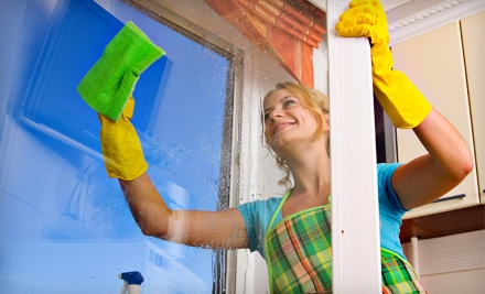 $40 for $80 Worth of External Window-Cleaning Services from Speedy Windows