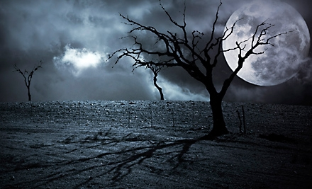 Haunted-House Outing for Two or Four at the Warehouse of Terrors (Up to 54% Off)