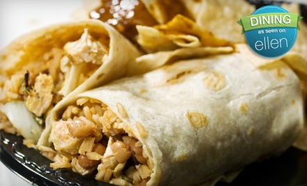 $7 for $14 Worth of Mexican Fare at Fabiola's Restaurant LLC
