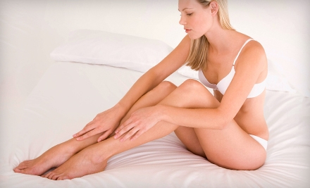 $99 for One 30-Minute Sclerotherapy Spider-Vein-Removal Session at Couture Laser & Skin ($300 Value)