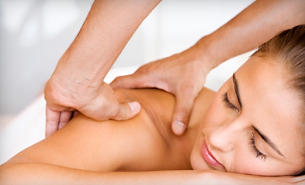 $30 for One-Hour Swedish or Deep-Tissue Massage at Hands On Therapeutic Massage, in East Windsor