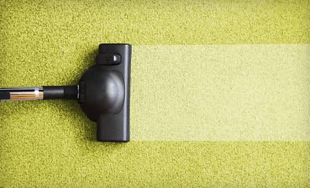 $49 for Carpet Cleaning in Three Rooms from Eco Safe Steam Cleaning (Up to $120 Value)