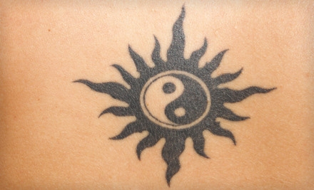 $75 for Tattoo-Removal Session at Ark-La-Tex Dermatology ($150 Value)