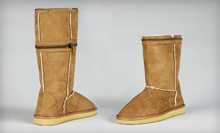 Small, Medium, Large, or Extra-Large Pair of CityBoots from CitySlips