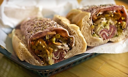 $7 for $14 Worth of Subs and Salads at Monte's Sub Shop