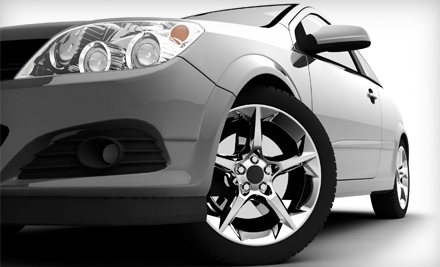 $49 for an Exterior Car-Detailing Service at Affordable Detailing (Up to $99 Value)