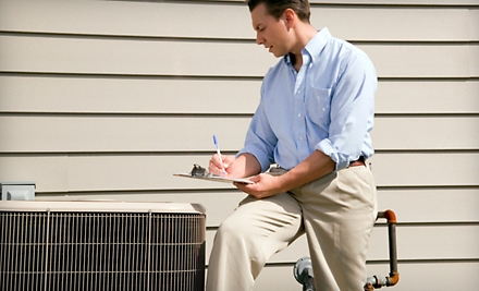 $65 for a Wintertime 30-Point Heating System Inspection and a Springtime 30-Point Cooling System Inspection from Aranda Air ($150 Value)