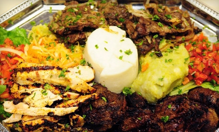 East African Meal for Two or Four at Simba Tropical Grill in Claymont