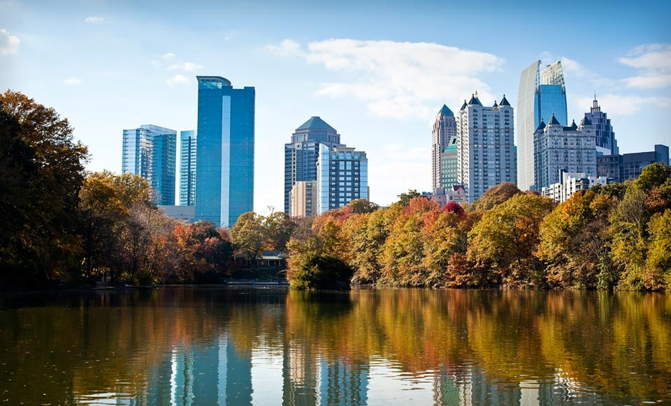 $97 for a One-Night Stay for Two at the Regency Suites Hotel in Atlanta (Up to $189 Value)