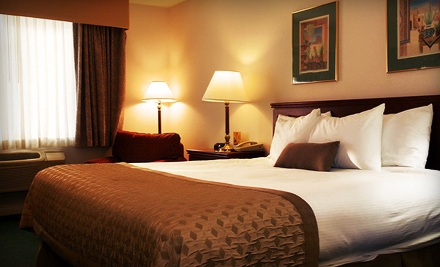 $69 for a Hotel Package for Two at the Ramada Limited Salt Lake City in Draper (Up to $139 Value)