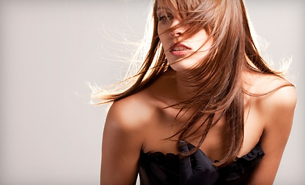 $99 for Keratin Hair-Smoothing Treatment at Everything Beauty Salon & Spa ($300 Value)