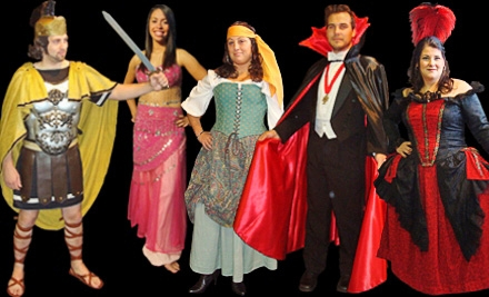 $15 for $30 Toward Rented or Purchased Costumes or Accessories at DC Theatricks