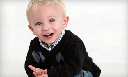 $30 for a Photo Shoot, Prints, and Image Disc at Olan Mills Portrait Studio ($150 Value)