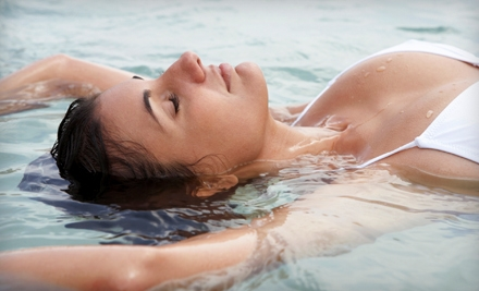 Saltwater Float or Aquatic Relaxation Package for Two at Rehabilitation Specialists of Monroe (Up to 52% Off)