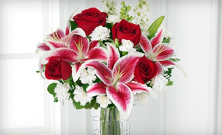 Holiday Bouquet and Delivery or Flowers and Gifts from Zahn's Flowers & More Inc