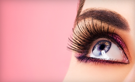 Lash-by-Lash Extensions at Instantly Pretty Lash Studio (Up to 63% Off). Three Options Available.