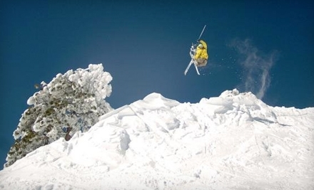 $30 for One All-Day Lift Pass to Mt. Baldy ($64 Value)