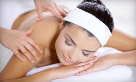 Swedish Massage or Spa Package at Spa de la Vie (Up to 56% Off)