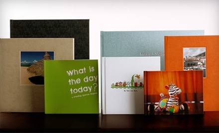 $35 for $115 Worth of Keepsake Books from Photobook America