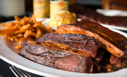Three-Course American Meal for Two or Four at Legends Restaurant in Elizabeth (Up to 60% Off)