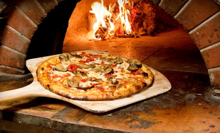 $10 for $20 Worth of Pizza at Rivermont Pizza in Lynchburg