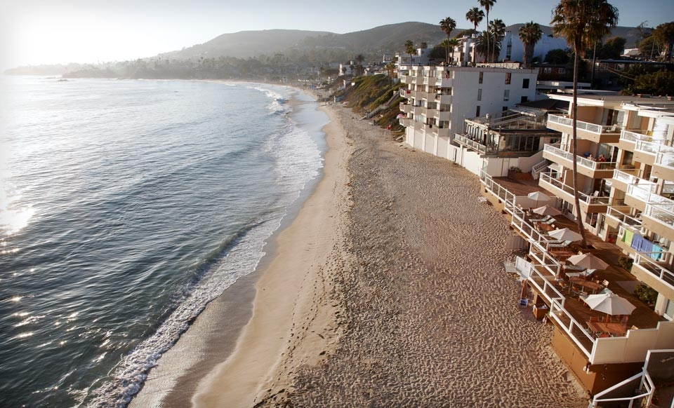 One-Night Stay for Two in a Beachfront or Village Room at Pacific Edge Hotel in California