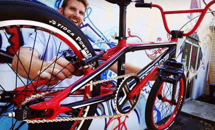 $25 for $50 Worth of Services, Parts, Bicycles, and Accessories at Harper's Bike Shop
