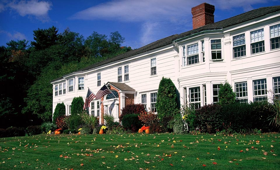 One- or Two-Night Stay for Two at Blackberry River Inn in Connecticut