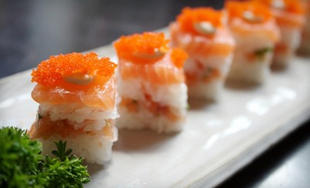 Authentic Japanese Cuisine and Drinks for Dinner or Lunch at Sakura Japanese Steakhouse (Half Off)