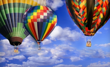 $169 for a Hot Air Balloon Ride from Sportations (Up to $300 Value)