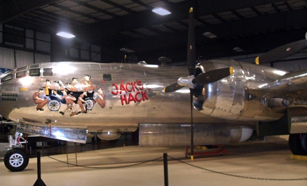Cultural Outing for Two or Four at the New England Air Museum in Windsor Locks