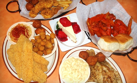 $10 for $20 Worth of Catfish, Smoothies, and Southern Fare at Scales Café